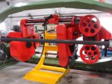 Máquina de torção dupla para fio e cabo de encalhe