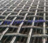 Steinzerkleinerungsmaschine-vibrierender Bildschirm-Ineinander greifen/quetschverbundener Maschendraht