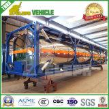 20FT 40FT Kohlenstoffstahl ISO-Speicher-Heizöl-Becken-Behälter