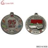 Изготовленный на заказ металл резвится медаль марафона (LM1051)