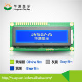 16X2 LCD van de blauw-film Module Controleerbaar via i2c-Bus
