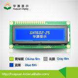 I2c 버스를 통해 지배할 수 있는 16X2 파랗 필름 LCD 모듈