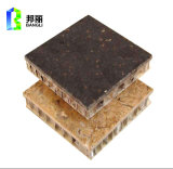 Мраморный конструкционные материал панели стены Seriers алюминиевое прямоугольное