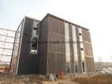 Plantas de la oficina de la estructura de acero de la alta calidad
