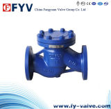 Cast Steel Lift Type Check Valve Wafer Type/Flanged