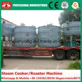 Cuisinière vapeur Yzcl à couche multiple industrielle pour graines oléagineuses à base d'arachide, tournesol