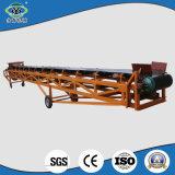 Sicherheits-und Umweltschutz-Zufuhrbehälter-Gummibandförderer