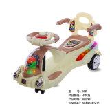 Venda por atacado da fábrica do brinquedo do carro do balanço das crianças do carro do jogo do bebê