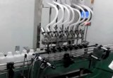 Machine à emballer liquide de bouteille pour le jus de boissons de shampooing