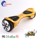 Auto Balancing Electronic Scooter com Speaker Alemanha Stock