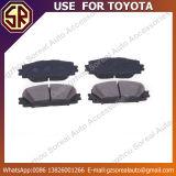 경쟁가격 자동차 부속 브레이크 패드 Toyota를 위해 04465-52180