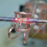 Máquina de aquecimento de alta freqüência da indução para a soldadura da jóia do anel