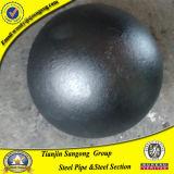 ASME B16.9 Sch160の炭素鋼のバットによって溶接される管のエンドキャップ