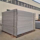 Australien galvanisierte den temporären Zaun, der für Baustelle verwendet wurde