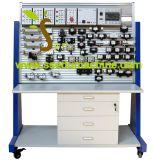 De fundamentele Pneumatische Didactische Apparatuur van de Apparatuur van de Bank van de Werkbank van de Opleiding Pneumatische Onderwijs