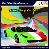 Automobile autoadesiva del vinile che sposta la pellicola del vinile, involucro del vinile dell'automobile