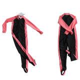Wetsuit de &One-Morceau de vêtements de bain de douille de Lycra des femmes à séchage rapide long