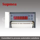 Carta por aquisição de dados da gravação da temperatura do papel de carta circular da temperatura dos registradores de carta do sistema