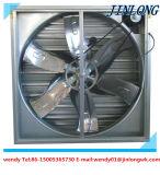 Flujo de aire 44000m3 / H Aves Ventilador / Invernadero Extintor / ventilador de refrigeración