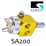 Pistolet de pulvérisation automatique de peinture d'air de Sawey SA-200