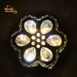 Lámpara cristalina de lujo grande de las ventas calientes con 2 años de garantía