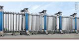Elektrisches ausdehnbares Hochgeschwindigkeitsgatter-einziehbare Hochgeschwindigkeitstür
