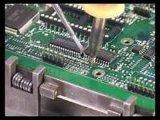 Panneau personnalisé de carte soudant &yacute principal simple rotatoire de 360 degrés le double ; Machine de soudure automatique