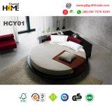 Re rotondo moderno Bed (HCY01)