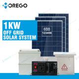 China-Lieferant des Morego Sonnensystems 1kw steuern WegRasterfeld automatisch an