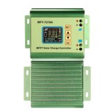 Contrôleur solaire Mpt-7210A de Li-Batterie de MPPT 10AMP 24V/36V/48V/60V/72V