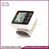 De draagbare volledig-Automatische Monitor van de Bloeddruk van het Huishouden Elektronische
