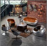 새로운 단순한 설계 둥근 커피용 탁자