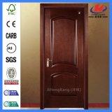Составная нутряная деревянная дверь Veneer Bubingga (JHK-008-1)