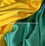 スカーフのライニングのスリープの状態であることのための絹のサテン100%年のポリエステルファブリックを模倣しなさい