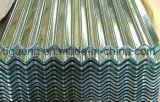 Plaque d'appui en acier galvanisée ondulée à extrémité élevé pour le Cameroun