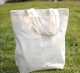 Bolso de seda orgánico de la promoción del algodón del mensajero de la impresión del 100%