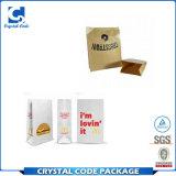 La meilleure vente emportent le sac de papier d'aliments de préparation rapide