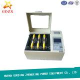 Preço de China três de óleo isolante copos do verificador da força dieléctrica BDV