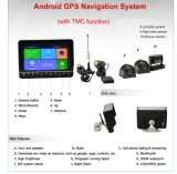 система навигации 7 '' Android GPS с картой функции Bluetooth/WiFi/Google