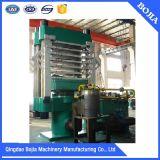 Azulejo de goma que hace la máquina/la máquina de vulcanización de goma