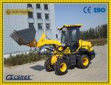 ISO 1.0t do Ce carregador da roda de Sweden Crx de 1.0 toneladas