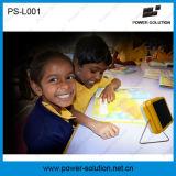 1つの日の携帯用耐久財の配達学童のためのほとんどの現実的な太陽LEDの読書ランプ