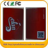 도매는 주문을 받아서 만든다 로고 신용 카드 펜 드라이브 섬광 Drivefor 무료 샘플 (EC003)를