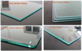 Tamaño personalizado vidrio templado para ducha / Muebles / Cocina / el aparato electrodoméstico