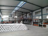 Het Waterdicht makende Membraan van pvc voor Daken, Kelderverdieping, Tunnels 1.2/1.5.2.0 mm