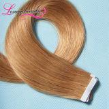 Оптовые индийские выдвижения волос ленты Remy
