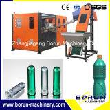 Machine de soufflage de bouteille d'animaux avec deux cavités