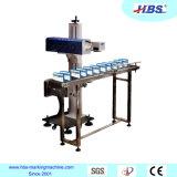 Máquina de gama alta de la marca del laser de la fibra