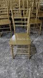 Goldener Form-Großverkauf Chiavari Stuhl