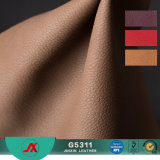 Mappen-preiswertes Fonds-Leder-Material ledernen des Mannes des Lichee Muster-PU/PVC